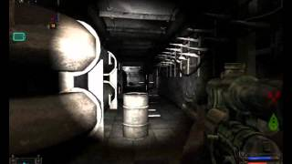 S.T.A.L.K.E.R Тень Чернобыля прохождение часть 14-ЧАЭС.(, 2012-03-16T17:13:31.000Z)