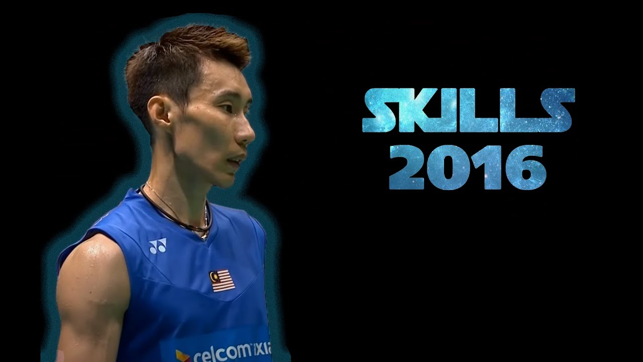 Lee CHONG Wei ○ SKILLS ○ 2016 Badminton Male Player of the Year