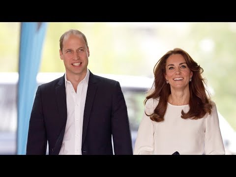 video: More than 1,000 police to secure  Duke and Duchess of Cambridge as Pakistan hopes visit can repair country's image