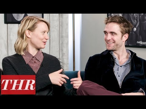Mia Wasikowska & Robert Pattinson on