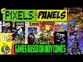 Video Games Based on Independent Comic Books. (comics) (gaming) (video games) (indy comics)