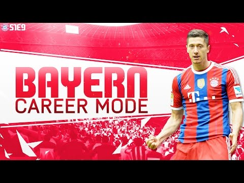FIFA 16 Bayern Munich Career Mode - Mid-season Squad Report - S1E09