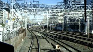 湘南新宿ライン特別快速前面展望1/2 小田原~新宿 thumbnail