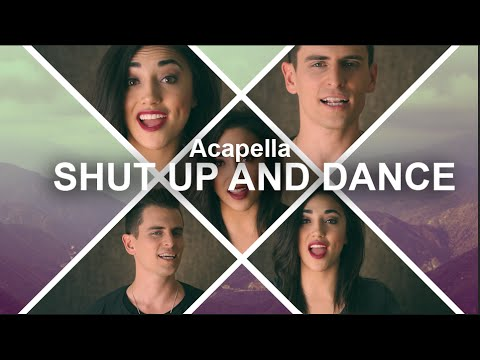 WALK THE MOON - Shut Up and Dance - ACAPELLA