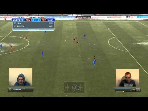 FIFA 2014 #1 - Урал - Ростов