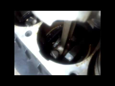 ZZR1100 connecting rod bearing failure