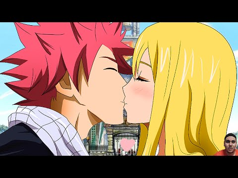 fairy tail does natsu dating lucy