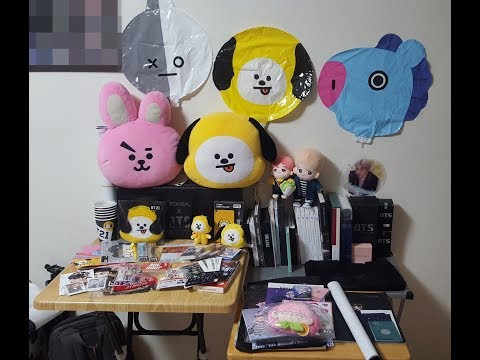 BTS ARMY PART 1 [Official/unofficial, Line FriendsxBT21]