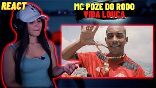 MC Poze do Rodo - Vida Louca (prod. Neobeats) [REACT Mah Moojen]