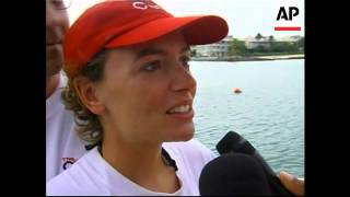 UK mother and daughter team row from Canary Islands to Barbados