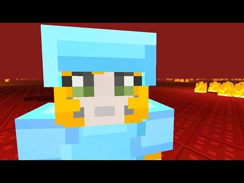 Minecraft Xbox - Stampy Flat Challenge - Just Drop One! (21)