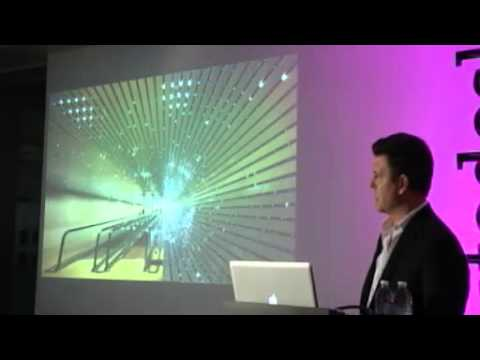 Design Night: Illumination, talk by Leo Villareal