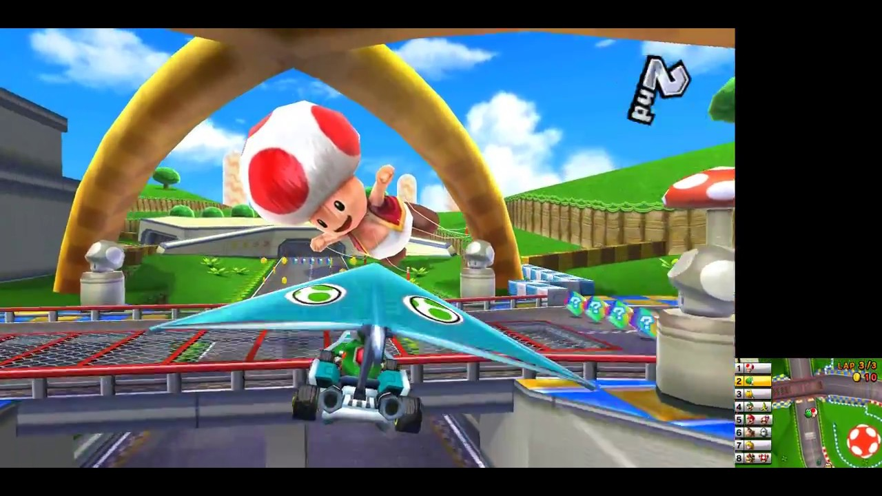 how to get mario kart 7 to work on citra