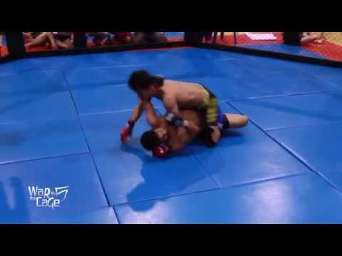 "War in the Cage 5 [Fight 36]: ""เน วิไลพันธ์ vs Dorayaki"" Flyweight (-125lb) [Veteran]"