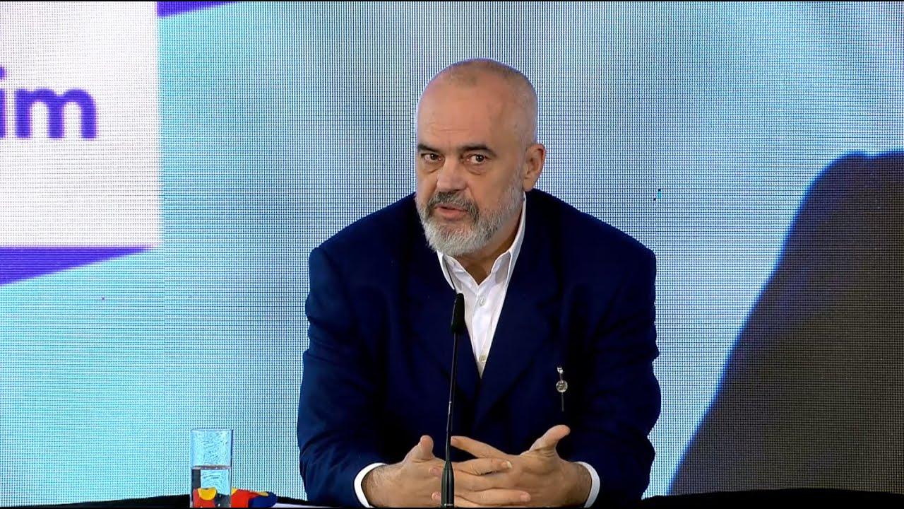 Download 'Kam marrë mesazhe, refuzime'/ Rama: Listën e Tiranës e ka draftuar Veliaj, kemi diskutuar