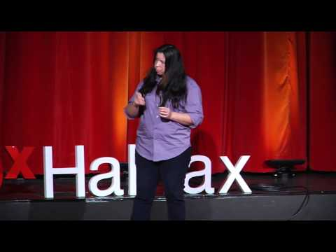 First Nations Cultural Preservation Through Art: Ursula Johnson at TEDxHalifax