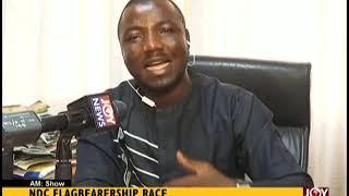 NDC Flagbearership Race - AM Show on JoyNews (24-1-19)