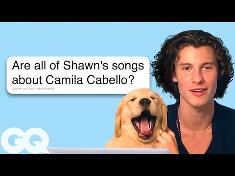 Shawn Mendes Goes Undercover on YouTube, TikTok and Twitter | GQ