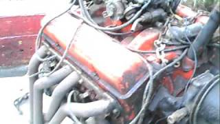 Starting an old 283 chevy engine part 1