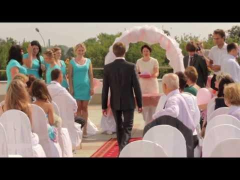 Клип Свадьба Антон и Вика