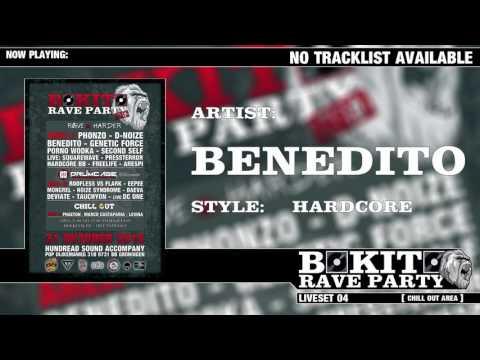 Bokito Rave 2 Liveset #04 - Benedito