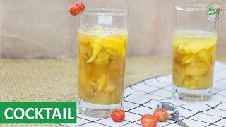 Cách nấu Chè Cocktail sơ ri thơm mát   Món Việt Channel