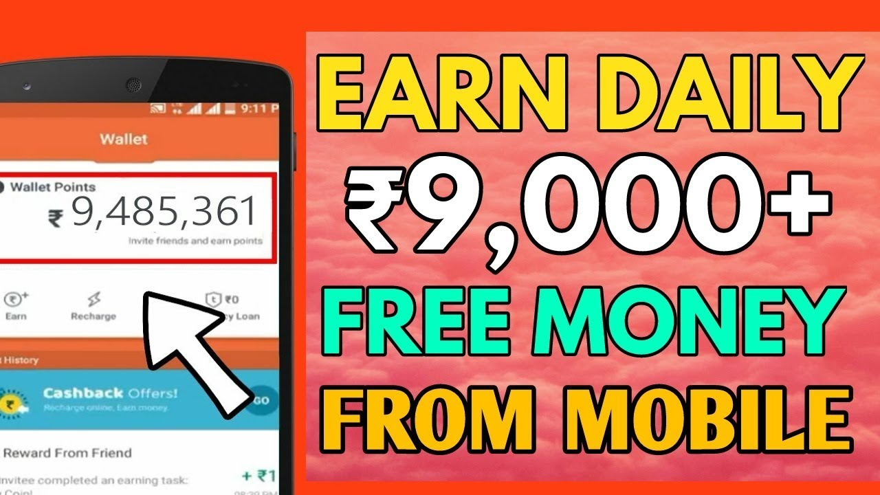 True Balance App – Get Rs 20 Free Recharge On Sign Up + Rs 10 Per R