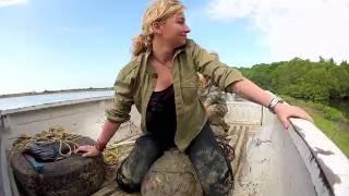 Martyna była w szoku! Co jest potrzebne do łapania krokodyli? [Kobieta na krańcu świata]