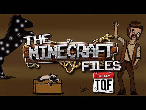 The Minecraft Files - #332 TQF - ENCHANTED NETHER PORTAL! (HD)
