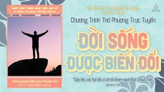 HTTL TÂN MINH - Chương Trình Thờ Phượng Chúa - 11/07/2021
