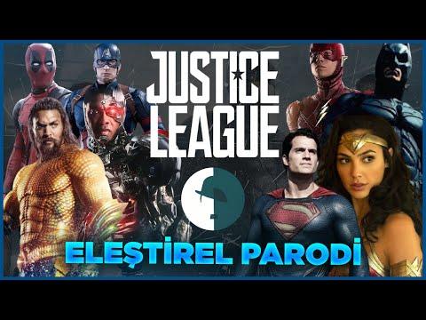 JUSTICE LEAGUE - Eleştirel Parodi