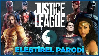 Justice League - Parody / Review