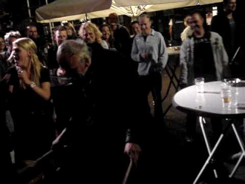 Gekke Jan @ afterparty muziekfeest Schijndel 2009