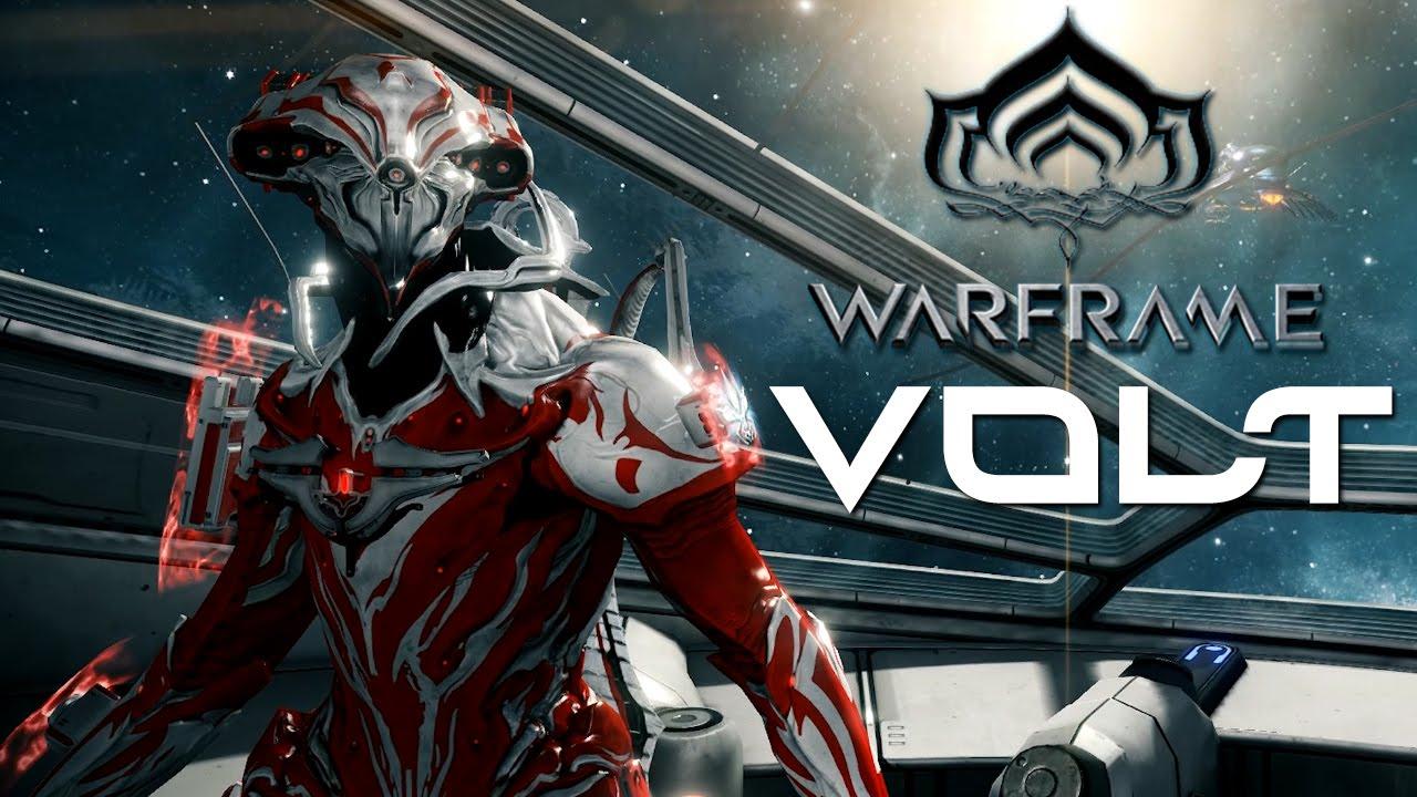 Warframe Showcase - Volt - Destructive Potential - YouTube
