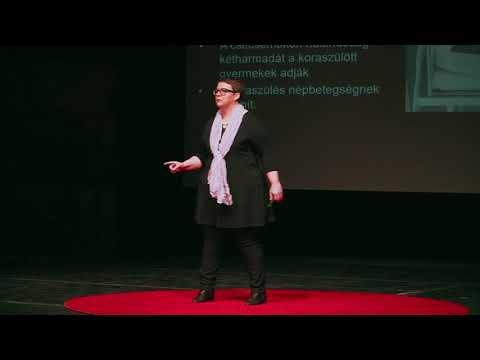 Traumából küldetés  Zsuzsi Földvári Nagy  TEDxBekescsaba
