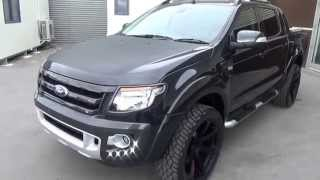 Ford Ranger Wildtrak - Car Video Review | Team Hutchinson Ford