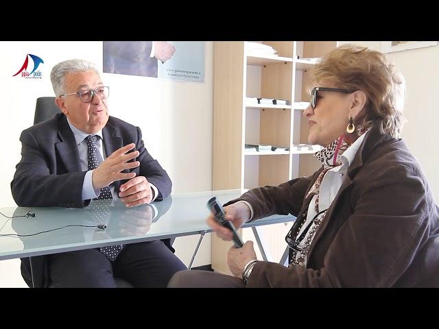 INTERVISTA A GIOVANNI PARENTE CANDIDATO SINDACO CASTEL VOLTURNO - APPIA POLIS