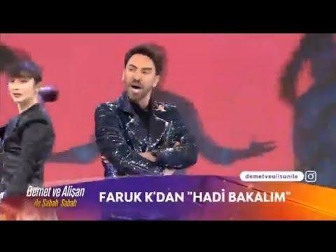 Faruk K ft. Demet Akalın - Hadi Bakalım (Sözleri)