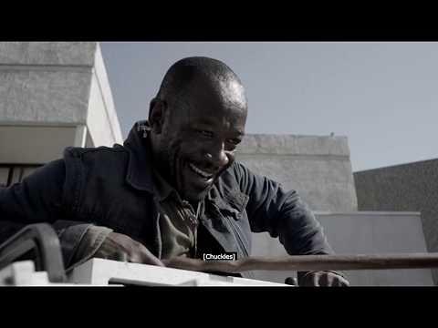 Fear The Walking Dead -- Morgan Jumps