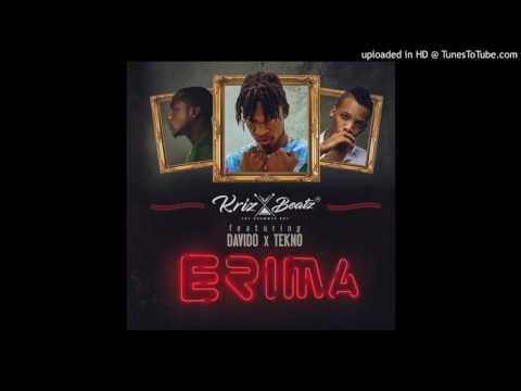 Kriz Beat ft Davido & Tekno - Erima  ( official audio )