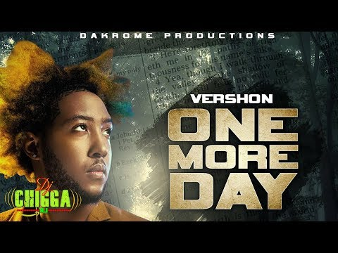 Vershon - One More Day (Audio) Ft. Vybz Kartel & Ninja Man