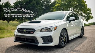 2018 Subaru WRX STI Limited For Sale