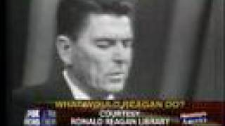 Ronald Reagan on Appeasement
