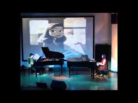 "Mery Kasiman & Jelia Megawati Heru ""Christopher Beck's Paperman"" (OST. Paperman)"