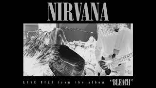Nirvana - Love Buzz  [LYRIC VIDEO Spanish/English] Subtitulado Español