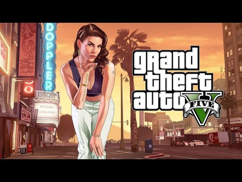 Grand Theft Auto V – Available on the Rockstar Games Launcher
