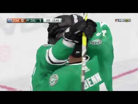 NHL® 18 Edmonton Oilers vs Dallas Stars