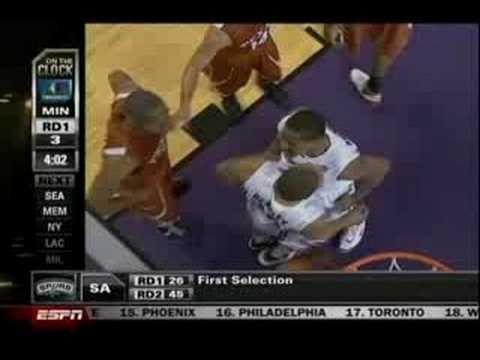 2008 NBA Draft- Michael Beasley (High Quality)