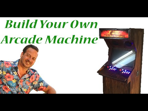 Build Your Own RaspberryPi Arcade Machine (2 of 3)