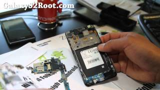How to Disassemble/Assemble Galaxy S2! [Dissect TEARDOWN]